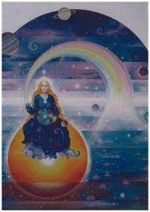 La Madre Cósmica