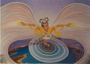 El Ángel de la fe